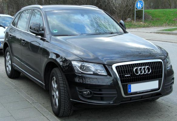 AUDI Q5 3.0 BITDI 313 SQ5 QUATTRO TIPTRONIC8 Diesel