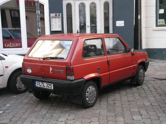 FIAT PANDA III 1.2 8V 69 EASY Essence