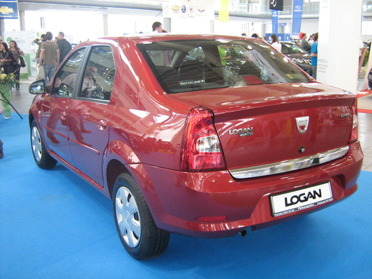 DACIA LOGAN DCI 90 LAUREATE+OPTIONS-10KMS Diesel