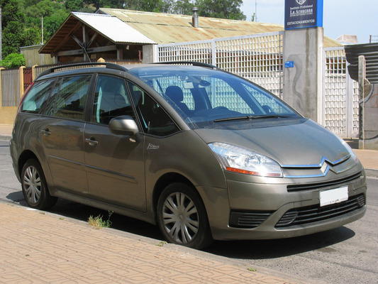 CITROEN C4 PICASSO II 1.6 THP 165 S&S INTENSIVE EAT6 Essence