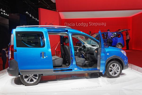 DACIA DOKKER 1.5 DCI 90 LAUREATE ECO2 Diesel