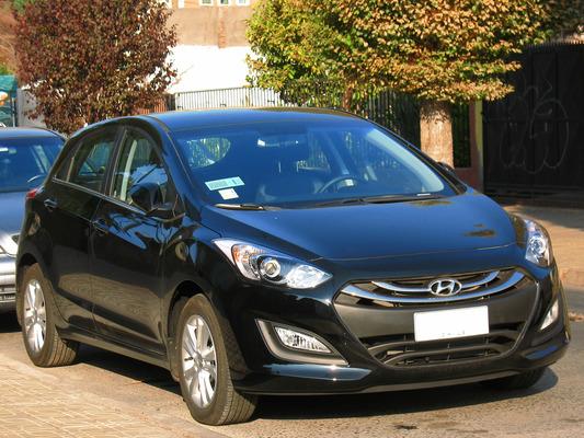 HYUNDAI I30 II 1.6 CRDI 110 PACK INVENTIVE LIMITED BLUE DRIVE 5P Diesel