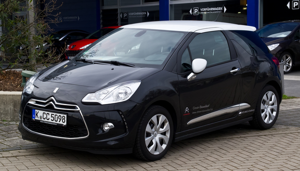 CITROEN DS3 1.6 THP 203 RACING GOLD MAT Essence
