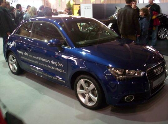 AUDI A1 1.6 TDI 90 AMBITION S TRONIC Diesel