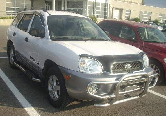 HYUNDAI SANTA FE 2.2 CRDI 197 4WD PACK PREMIUM LIMITED 7PL A Diesel