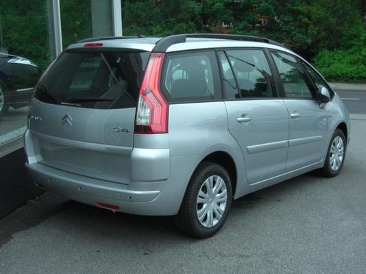 CITROEN C4 PICASSO II 1.6 HDI 90 ATTRACTION Diesel