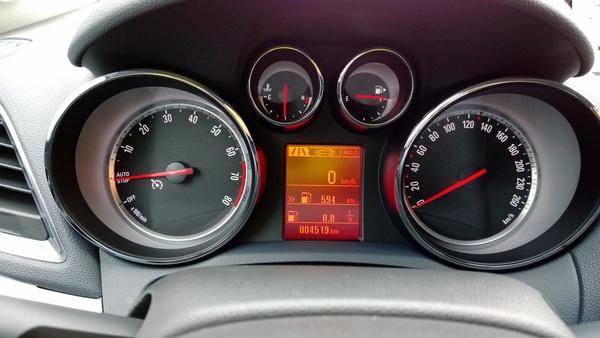 OPEL MOKKA 1.7 CDTI 130 ECOFLEX S/S 4X2 COSMO Diesel