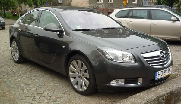 OPEL INSIGNIA (2) 2.0 CDTI 120 ECOFLEX S/S BUSINESS CONNECT 5P Diesel