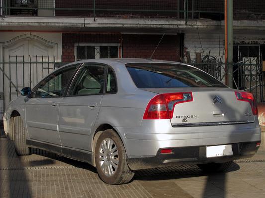 CITROEN C5 II (2) HDI 160 FAP EXCLUSIVE BVA6 Diesel