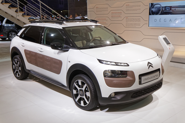 CITROEN C4 CACTUS 1.6 BLUEHDI 100 FEEL EDITION Diesel