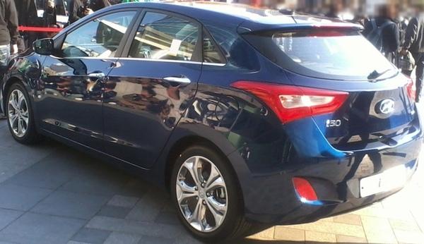 HYUNDAI I30 II 1.6 CRDI 110 BLUE DRIVE INTUITIVE 5P Diesel