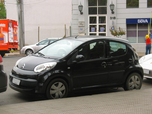 CITROEN C1 II 1.0 VTI 68 FEEL 5P Essence
