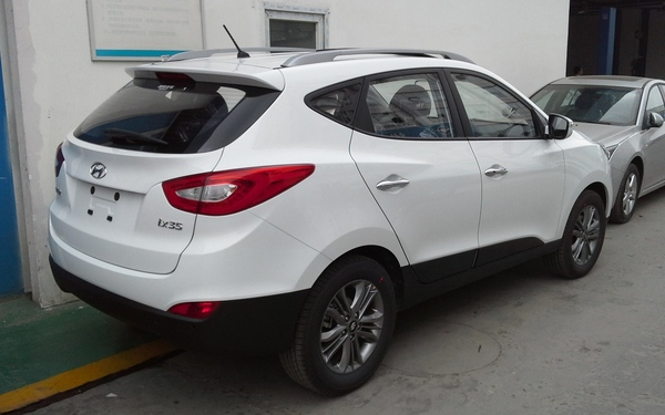HYUNDAI IX35 (2) 1.7 CRDI 115 PACK BUSINESS BLUE DRIVE Diesel