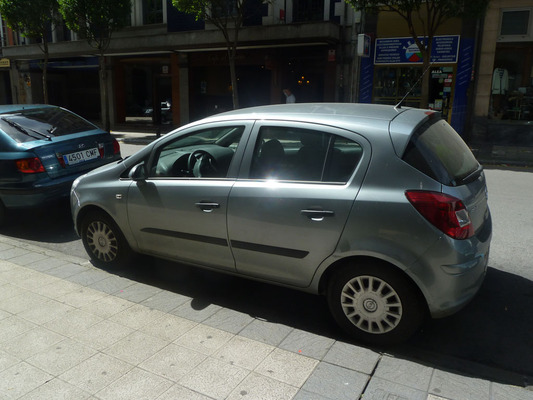 OPEL CORSA 1.4 TURBO 100 COLOR EDITION Essence