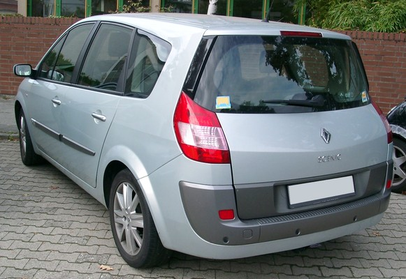 RENAULT SCENIC III 1.6 DCI 130 R-MOVIE Diesel