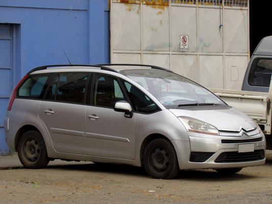 CITROEN C4 PICASSO II 1.6 E-HDI 115 EXCLUSIVE Diesel