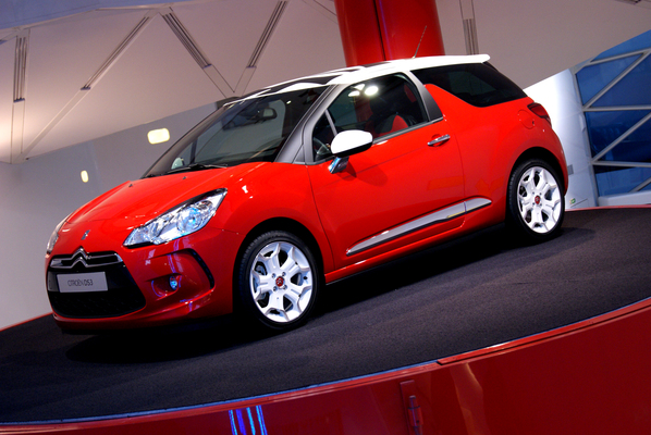 CITROEN DS3 (2) 1.6 E-HDI 90 BE CHIC Diesel