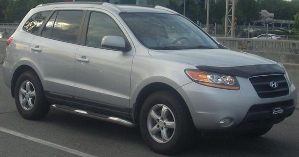HYUNDAI SANTA FE III 2.2 CRDI 197 4WD PACK PREMIUM LIMITED Diesel