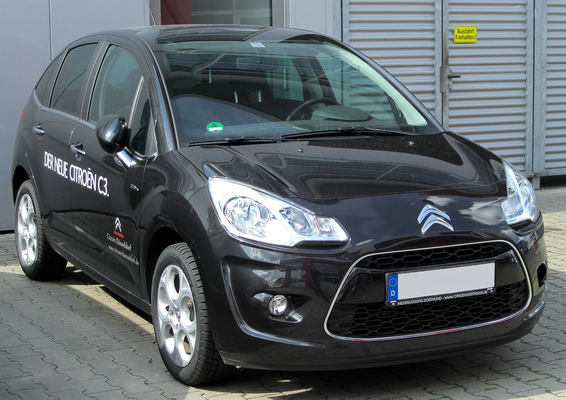 CITROEN C3 II (2) 1.6 E-HDI 90 EXCLUSIVE Diesel