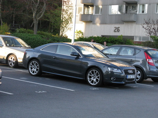 AUDI A5 (2) 2.0 TDI UCD 163 AMBITION LUXE Diesel