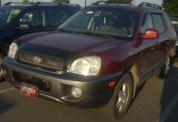 HYUNDAI SANTA FE III 2.2 CRDI 197 4WD PACK PREMIUM BVA Diesel