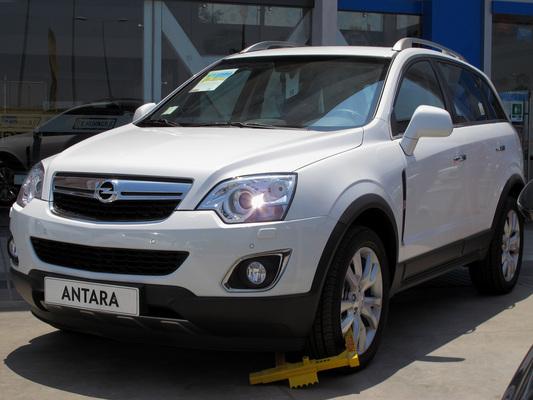 OPEL ANTARA (2) 2.2 CDTI 163 START/STOP EDITION PACK 4X2 Diesel