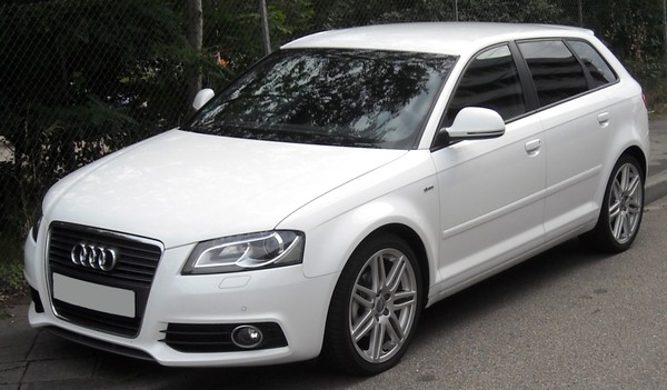 AUDI A3 III 2.0 TDI 184 AMBITION LUXE QUATTRO S TRONIC 6 Diesel