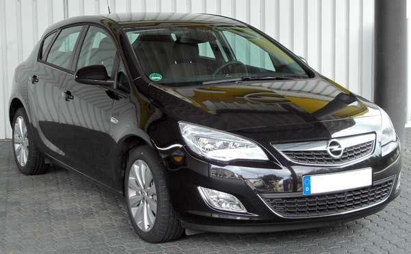 OPEL ASTRA IV (2) 1.4 TURBO 120 S/S 6CV EDITION PLUS Essence