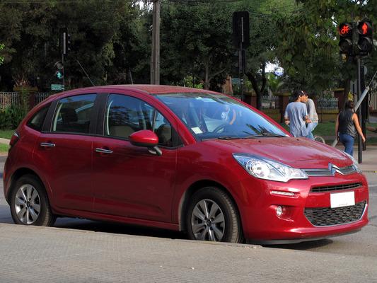 CITROEN C3 II (2) 1.6 E-HDI 115 RED BLOCK 5P Diesel