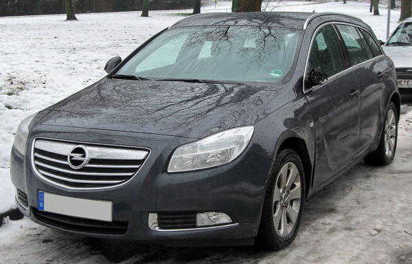 OPEL INSIGNIA 2.0 CDTI 163CH COSMO PACK START&STOP Diesel
