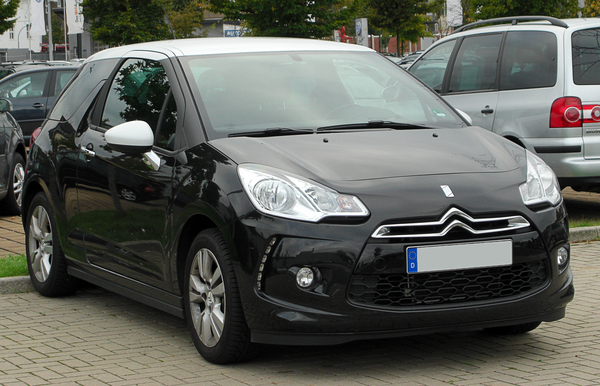 CITROEN DS3 1.6 E-HDI 90 AIRDREAM SO CHIC Diesel