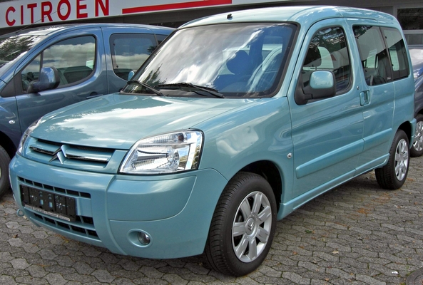 CITROEN BERLINGO II 1.6 E-HDI 90 EXCLUSIVE Diesel