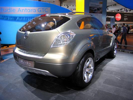 OPEL ANTARA (2) 2.2 CDTI 163 START/STOP COSMO PACK 4X4 Diesel