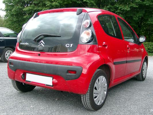 CITROEN C1 (3) 1.0 ATTRACTION 5P Essence