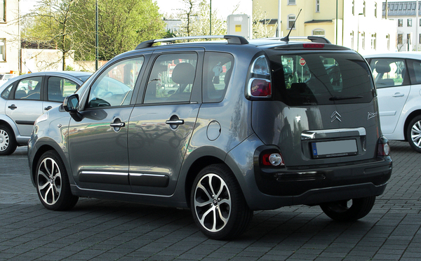 CITROEN C3 PICASSO (2) VTI 95 ATTRACTION Essence