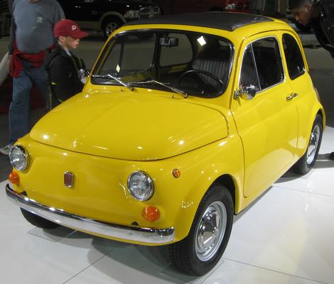 FIAT 500 L LOUNGE JTD 85 BVA Diesel