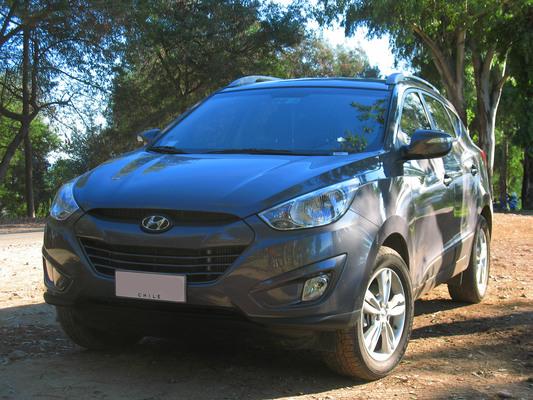 HYUNDAI IX35 1.7 CRDI 115 2WD Diesel
