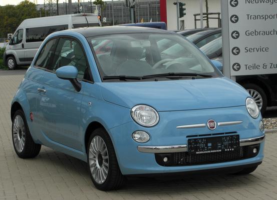 FIAT 500 1.2 8V Essence