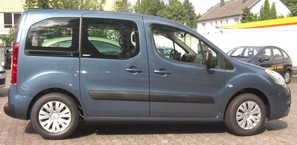 CITROEN BERLINGO II 1.6 HDI 115 EXCLUSIVE Diesel