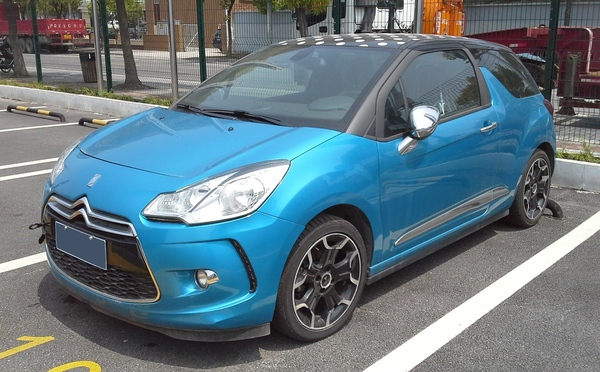 CITROEN DS3 CABRIO 1.6 VTI 120 6CV SO CHIC Essence