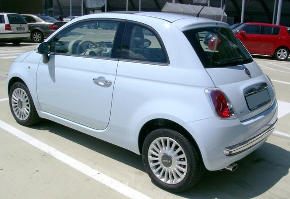 FIAT 500 II 1.2 8V 69 S Essence