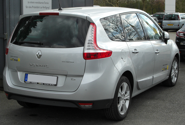 RENAULT GRAND SCENIC III (3) 1.6 DCI 130 ENERGY INITIALE 7PL ECO2 Diesel