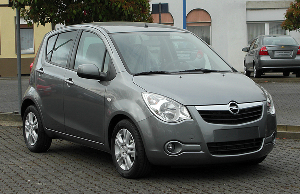 OPEL AGILA II 1.2 94 ENJOY BVA Essence