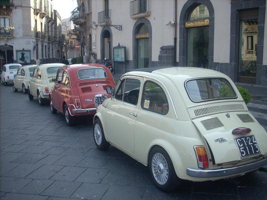 FIAT 500 1.2 8V 69 S Essence