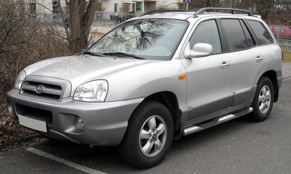 HYUNDAI SANTA FE III 2.2 CRDI 197 4WD PACK PREMIUM LIMITED BVA 7PL Diesel