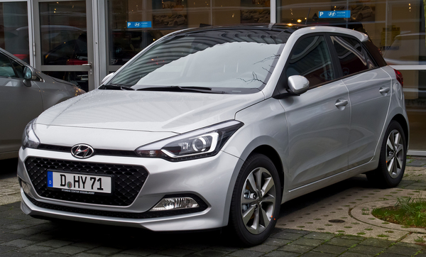 HYUNDAI I20 (2) 1.4 PACK SENSATION BVA Essence