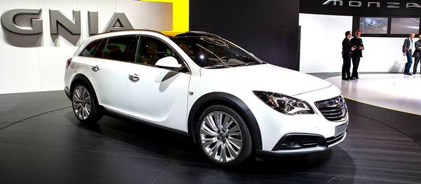 OPEL INSIGNIA 2.0 CDTI START/STOP 163 COSMO PACK Diesel