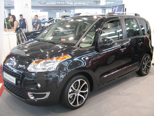 CITROEN C3 PICASSO (2) VTI 95 COLLECTION Essence