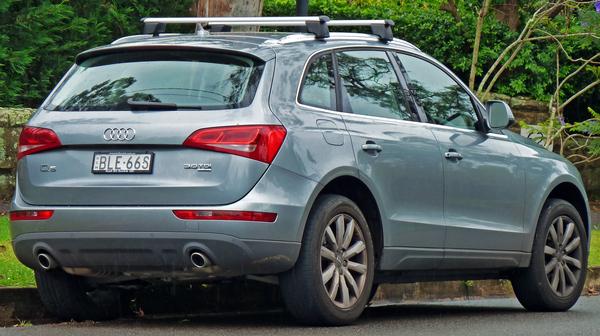 AUDI Q5 2.0 TDI 177 Q AMB LUXE Diesel