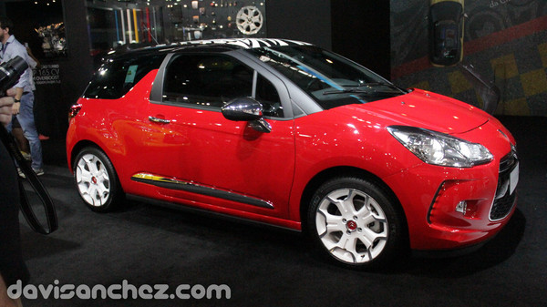 Citroen Ds3 2 16 E Hdi 90 So Irresistible Diesel Rouge Rubis